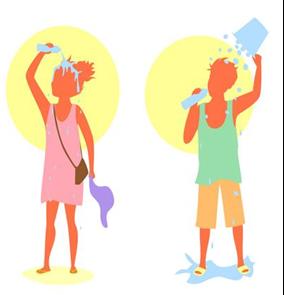 Qué es el golpe de calor y cómo se produce?